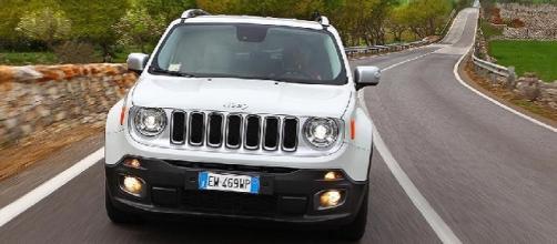 Jeep Renegade con cambio automatico a 9 rapporti
