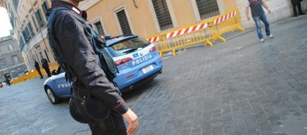 Le forze dell'ordine hanno arrestato un Algerino.