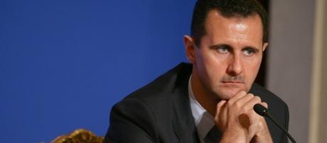 Il presidente della Siria, Bashar al-Assad