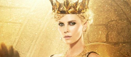 Charlize Theron in 'Il Cacciatore e la regina di ghiaccio'