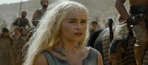 Daenerys en el tráiler de la sexta temporada de 'GoT'