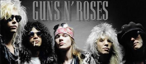 Guns N' Roses Reunion Tour Photo Credit Flickr CC