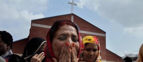 Los cristianos representan una minoría en Pakistán
