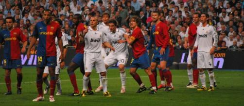 Real Madrid - Barcelona en 2009