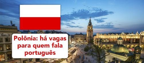 Vagas na Polônia para quem fala português - Foto: Reprodução Almadeviajante