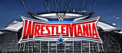 WrestleMania 32 at AT&T Stadium [image via WWE]