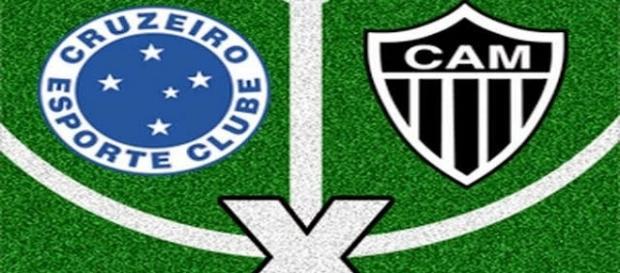 Cruzeiro vence clássico contra o Atlético MG