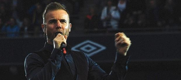Gary Barlow collaborated with 80s music icons