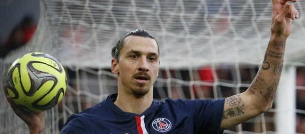 Ibrahimovic já demonstrou interesse em se transferir para o futebol inglês