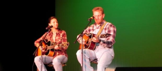 Joey and Rory Feek 7th Street Theater on Flickr