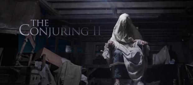La película El conjuro 2, te dejará sin aliento