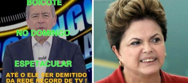 Paulo Henrique Amorim é alvo de boicote