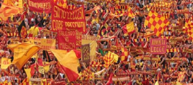 Probabile il pubblico delle grandi occasioni per Lecce- Matera.