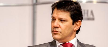 Fernando Haddad, prefeito de São Paulo