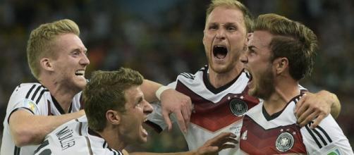 A Alemanha é uma das seleções favoritas da Eurocopa 2016