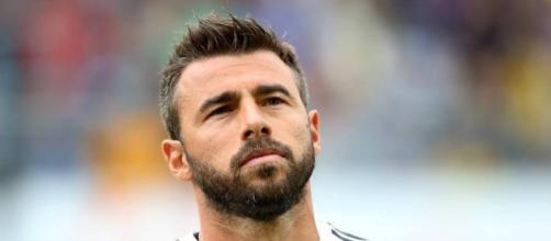 Andrea Barzagli, difensore della Juventus