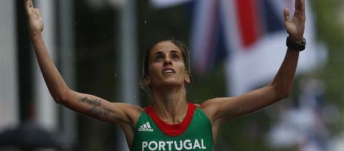 Atleta portuguesa ficou em 10º lugar na maratona de Londres