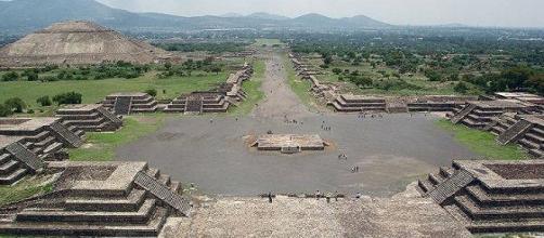 Pirámides pertenecientes al Imperio Azteca
