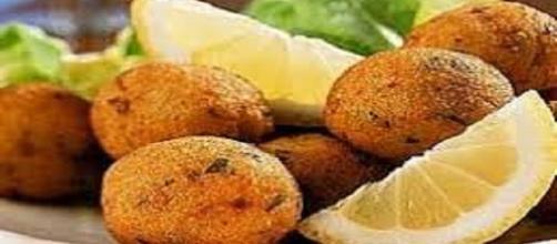 Polpette di pollo al limone light