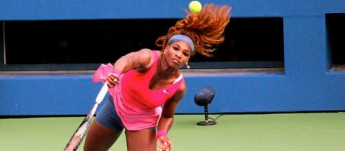 The second defeat this month for Serena (Wikipedia)