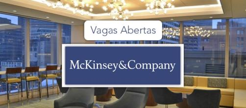 Emprego pelo mundo: McKinsey & Company está com 500 vagas abertas