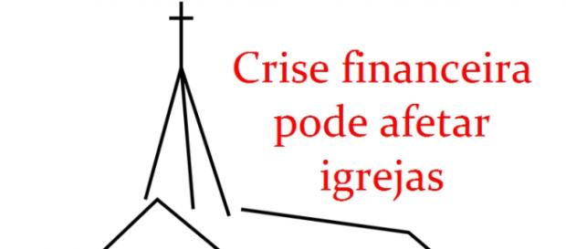 Crise pode afetar programação evangélica
