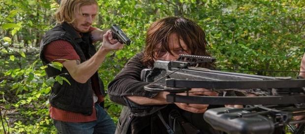 Dwight dispara a Daryl ¿sobrevivirá?