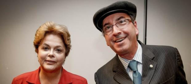 Eduardo Cunha: 'pedra no sapato' de Dilma Rousseff.