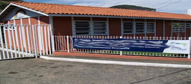 Escola Arco-Íris de Queluz, interior de São Paulo