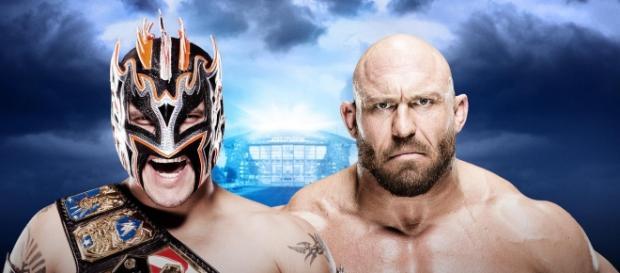 Kalisto y Ryback irán al Kickoff en Wrestlemania