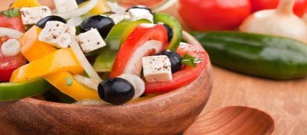 La dieta mediterránea menor riesgo de fractura en mujeres