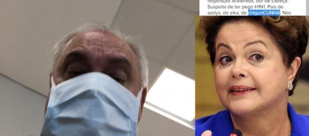 Marcelo Rezende é diagnosticado com H1N1