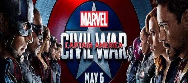 Marvel anticipa el estreno de 'Capitán América: Civil War'
