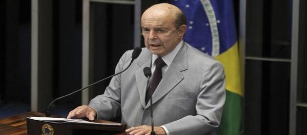 Francisco Dornelles assume governo do Rio