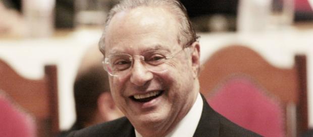 Paulo Maluf, condenado por corrupção, apoia o impeachment (foto: Brasil Post)