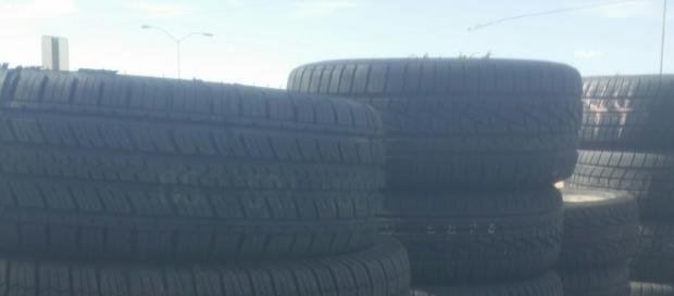Rent tires, but don't count on saving much money.