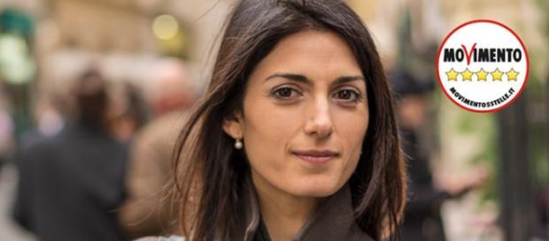 Virginia Raggi, candidata Movimento 5 Stelle