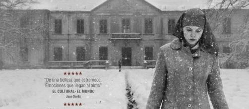 Cartel de la película polaca 'Ida'.