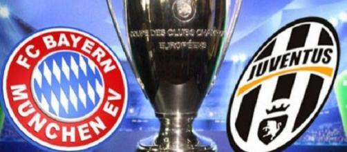Champions League: Bayern Monaco-Juventus