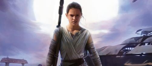 Daisy Ridley interpreta Rey nella nuova trilogia