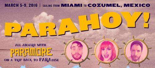 El crucero parte de Miami el 5 de marzo
