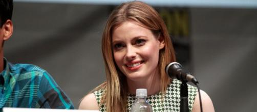 Gillian Jacobs - Photo by Gage Skidmore - Flickr