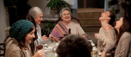 Las Aparicio, una familia matriarcal