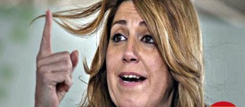 Susana Díaz estalla y pasa al ataque