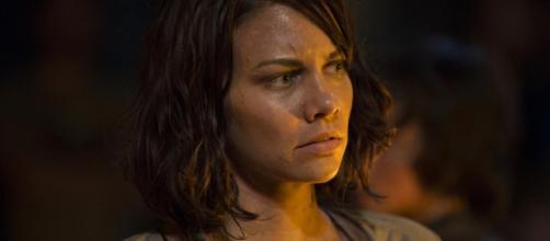 The Walking Dead 6, Lauren Cohan aka Maggie