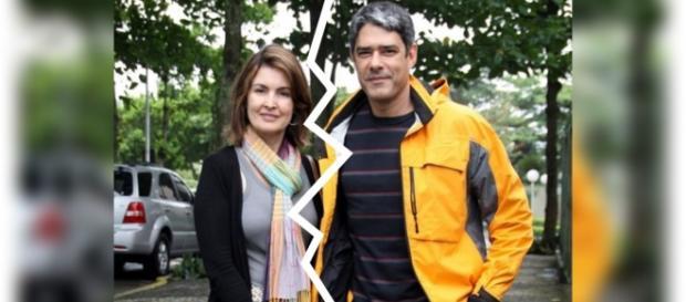 Crise no casamento de Fátima e Bonner