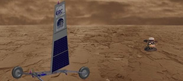 Es un ambicioso proyecto de la NASA