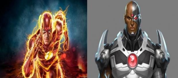Flash y Cyborg harán su debut en Batman V Superman