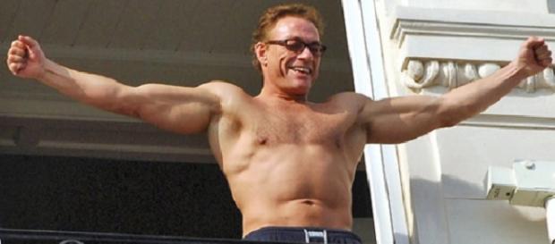Jean-Claude Van Damme e din nou în România
