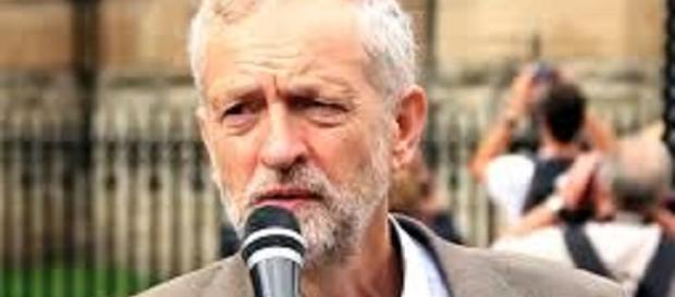 Jermain Jackson discovered by Jeremy Corbyn
